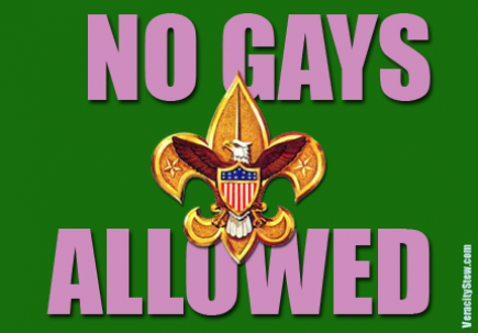 Girl scouts of america position on homosexuality