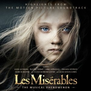 Les Miserables Movie CD