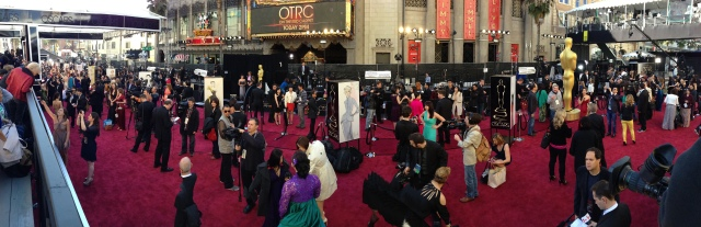 Red Carpet Panorama