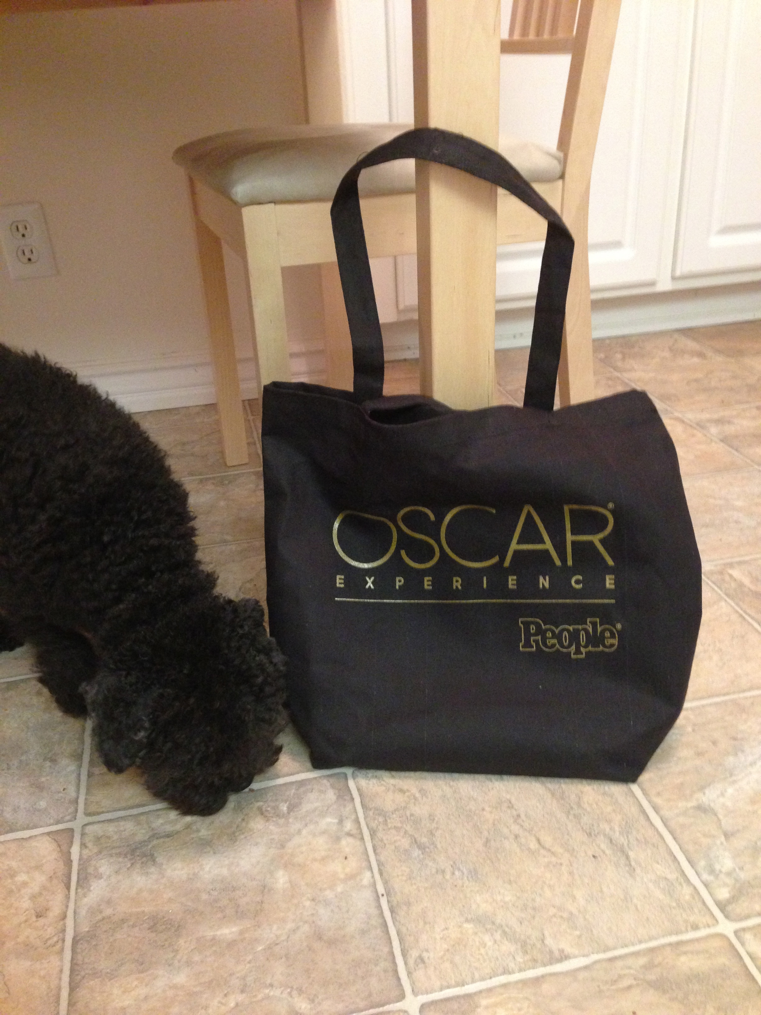 The Oscar Red Carpet Experience Food And Gift Bag