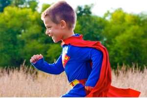 Superman Child