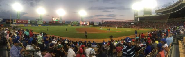 2 Baseball Stadium